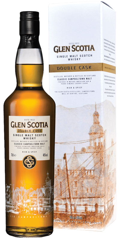 Whisky: Glen Scotia Double Cask
