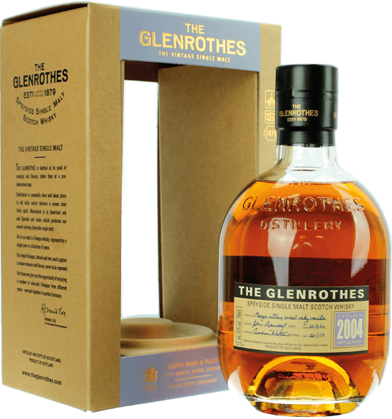 Whisky: Glenrothes 2004 Vintage