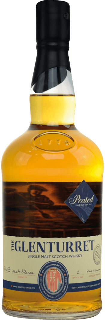 Whisky: Glenturret Peated - Batch 2