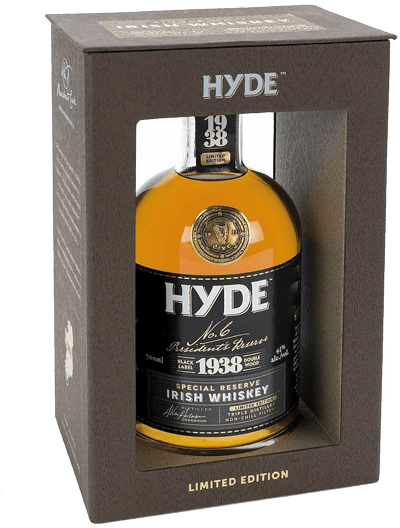 Whisky: Hyde President's Reserve No. 6 - Blended Irish Whiskey, Sherry Cask Finish