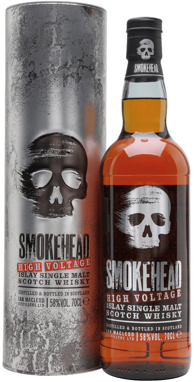 Whisky: Smokehead High Voltage