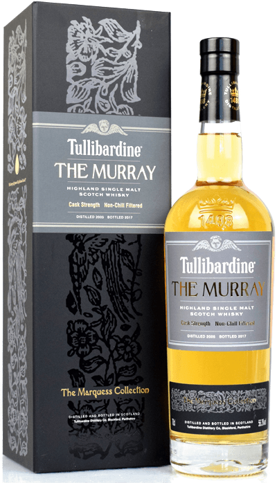 "Whisky: Tullibardine ""The Murray"" - Distilled 2005 / Bottled 2017"