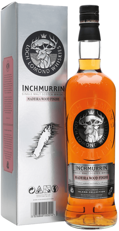 Whisky: Inchmurrin Madeira Wood Finish