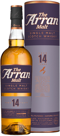 Whisky: The Arran 14 Years Old
