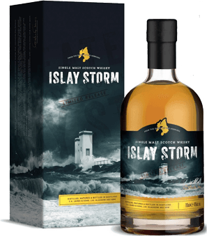 Whisky: Islay Storm 2018