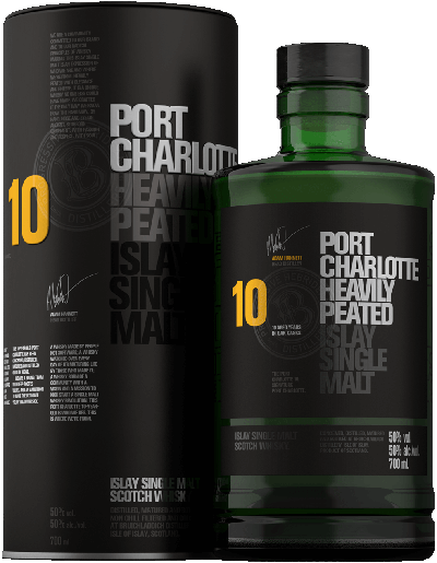 Whisky: Port Charlotte 10 v2018