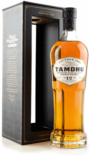 Whisky: Thamdhu 12 Sherry