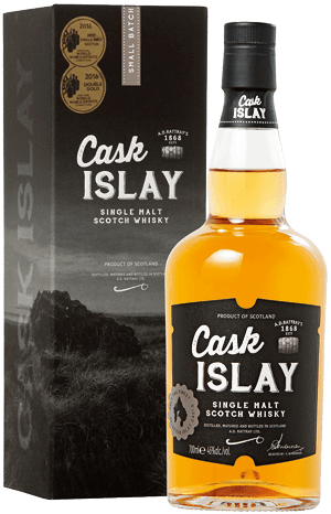 Whisky: A.D. Rattray Cask Islay Single Malt