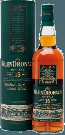 Whisky: GlenDronach 15 Revival