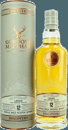 Whisky: Ledaig 12 Gordon&Macphail