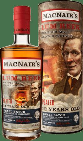 Whisky: MacNair's 12 yo
