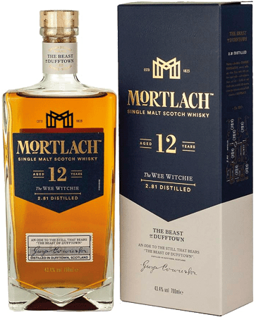 Whisky: Mortlach 12 yo