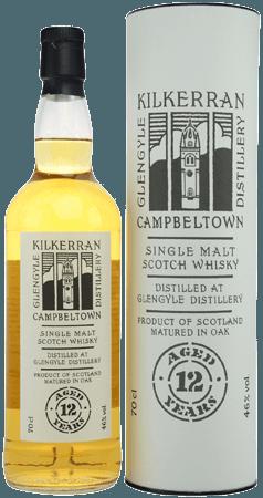Whisky: Kilkerran12