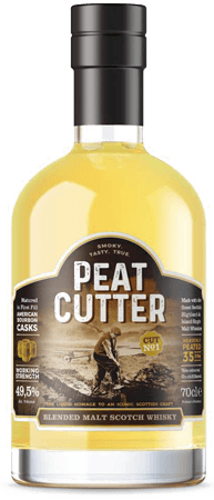 Whisky: Peat Cutter 2018