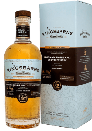 Whisky: Kingsbarns Dream to Dram