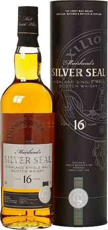 Whisky: Muirhead's Silver Seal 16 Jahre