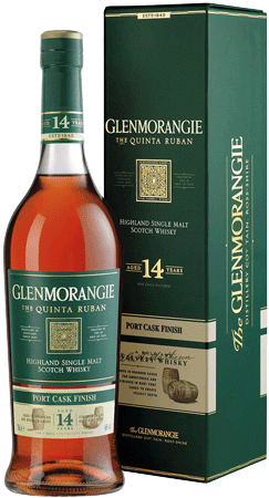 Whisky: Glenmorangie Quinta Ruban 14 Jahre Port Finish