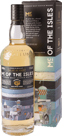 Whisky: Mc of the Isles - Caribbean Rum Finish - House of McCallum