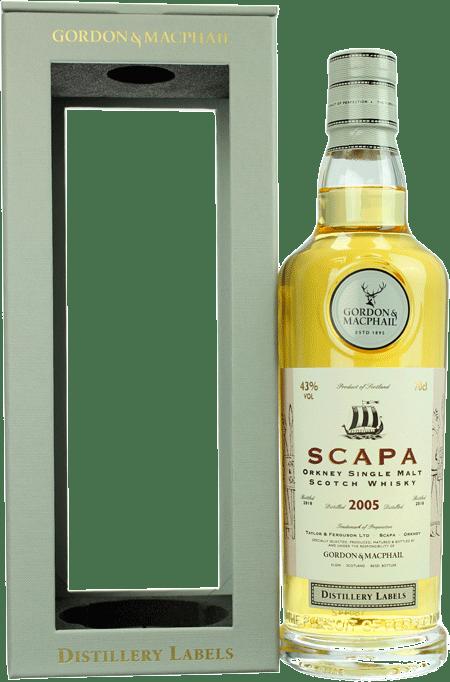 Whisky: Scapa 2005-2019 14 Jahre Gordon & MacPhail