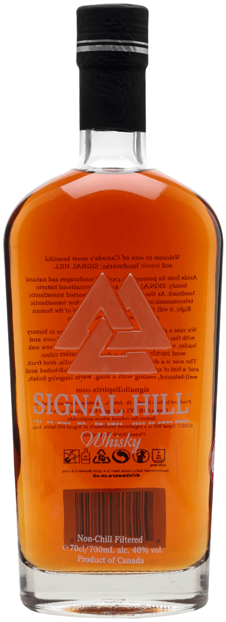 Whisky: Signal Hill Canadian Whisky