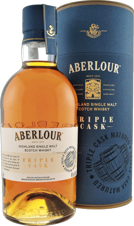 Whisky: Aberlour Triple Cask Matured