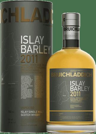 Whisky: Bruichladdich Islay Barley 2011