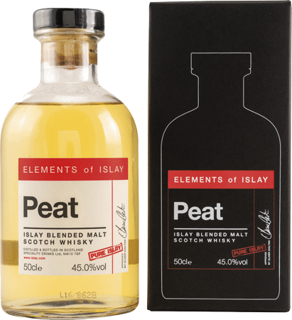 Whisky: Elements of Islay - Peat Pure Islay