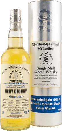 Whisky: Bunnahabhain Staoisha 2013/2019 Very Cloudy