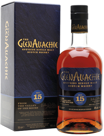 Whisky: GlenAllachie 15 Jahre Oloroso & PX Sherry Finish