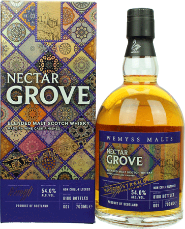 Whisky: Nectar Grove Madeira Finish