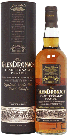 Whisky: GlenDronach Traditionally Peated 2019