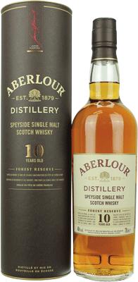 Whisky: Aberlour 10 Jahre Forest Reserve