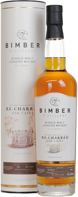 Bimber Single Malt London Whisky - Re-Charred Oak 2019