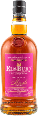Whisky: ElsBurn - Marsala Cask Matured