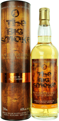 Whisky: The Big Smoke 46% Islay Blended Malt