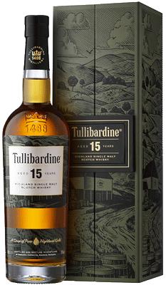 Whisky: Tullibardine 15 Jahre